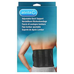 ALVITA Rückenbandage Gr.1 1 Stück - Vorderseite