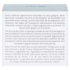 LA MER SUPREME Natural Lift Anti Age Cream Tag ohne Parfüm 50 Milliliter - Rückseite