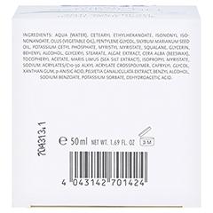 LA MER SUPREME Natural Lift Anti Age Cream Nacht ohne Parfüm 50 Milliliter - Unterseite