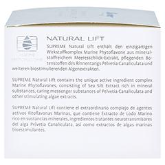LA MER SUPREME Natural Lift Anti Age Cream Tag ohne Parfüm 50 Milliliter - Rechte Seite