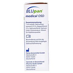 BLUPAN medical OSD Augentropfen 10 Milliliter - Rechte Seite