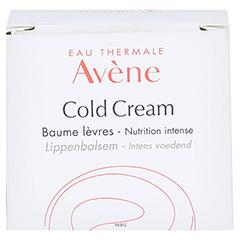 Avène Cold Cream Lippenbalsam 10 Milliliter - Vorderseite