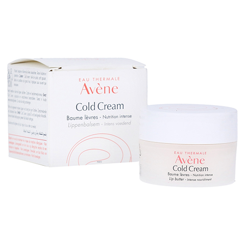 Avène Cold Cream Lippenbalsam 10 Milliliter