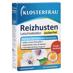 Klosterfrau Reizhusten Lutschtabletten 24 Stück