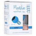 MERULA Menstrual Cup mermaid blau 1 Stück