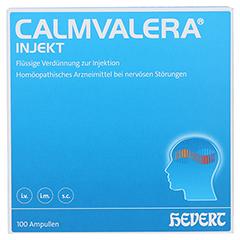 CALMVALERA injekt Ampullen 100 Stück N3 - Vorderseite