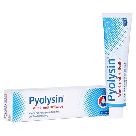 Pyolysin Wund- und Heilsalbe 100 Gramm N3
