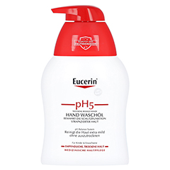 EUCERIN pH5 Hand Wasch Öl empfindliche Haut 250 Milliliter