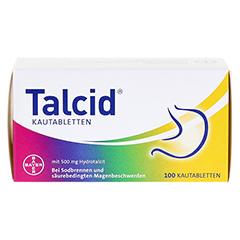 Talcid 100 Stück N3 - Vorderseite