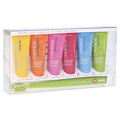 CURAPROX be you Mix-Set 6-Zahnpasten+1-Zahnb. 6x10 Milliliter