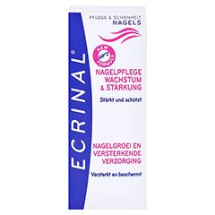 ECRINAL Nagelpflege Wachstum & Stärkung Creme 10 Milliliter - Vorderseite