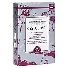 Dr. Pandalis Cystus 052 Bio Halspastillen 66 Stück