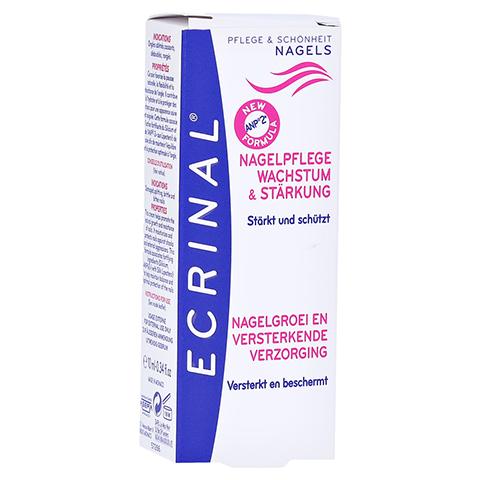 ECRINAL Nagelpflege Wachstum & Stärkung Creme 10 Milliliter