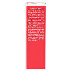 WELEDA Granatapfel straffendes Serum 30 Milliliter - Linke Seite