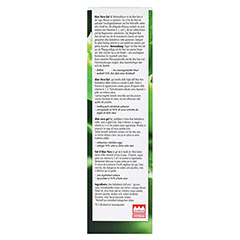 Aloe Vera GEL 200 Milliliter - Rückseite