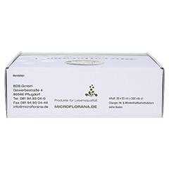 MICROFLORANA F Direct 10 flüssig 20x25 Milliliter - Oberseite