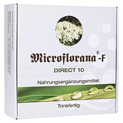 MICROFLORANA F Direct 10 flüssig 20x25 Milliliter