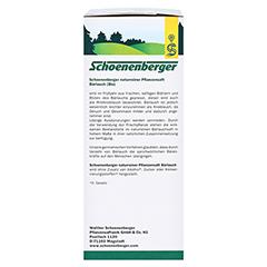 BÄRLAUCH SAFT Schoenenberger Heilpflanzensäfte 3x200 Milliliter - Linke Seite