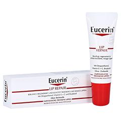 EUCERIN pH5 Lip Repair Creme 10 Gramm