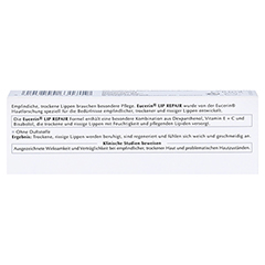 EUCERIN pH5 Lip Repair Creme 10 Gramm - Rückseite