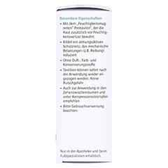 ALLPRESAN diabetic Schaum-Creme Basis 35 Milliliter - Linke Seite