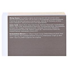 PROSAN Ginkgo+Omega-3 Kapseln 90 Stück - Unterseite