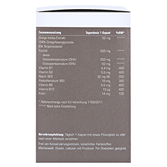 PROSAN Ginkgo+Omega-3 Kapseln 90 Stück - Oberseite