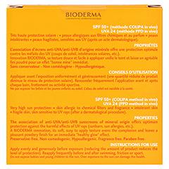 BIODERMA Photoderm Max KompaktSonnenc.SPF 50+ gold 10 Gramm - Rückseite