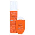 Avène Sunsitive Sonnenfluid SPF 50+ ohne Duftstoffe + gratis AVENE SunSitive Reflexe Solaire Emulsion SPF 50+, 30 ml 50 Milliliter