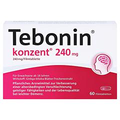 Tebonin konzent 240mg 60 Stück N2 - Vorderseite