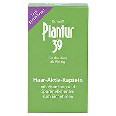 Plantur 39 Haar Aktiv Kapseln 60 Stück - Vorderseite