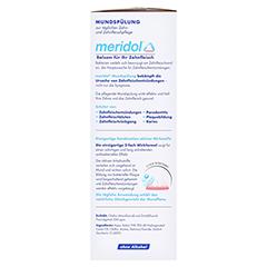 Meridol Mundspülung 2x400 Milliliter - Rechte Seite