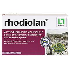RHODIOLAN Filmtabletten 60 Stück - Vorderseite