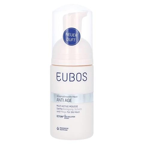 EUBOS Anti Age Multi Active Mousse 100 Milliliter