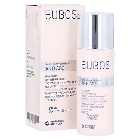 Eubos Hyaluron day Repair plus LSF 20 Creme 50 Milliliter