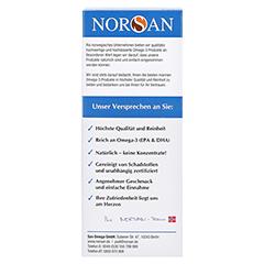 NORSAN Omega-3 Total 200 Milliliter - Rückseite