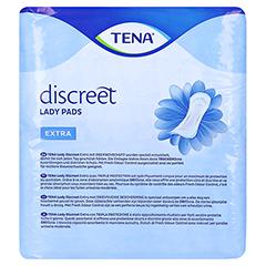 TENA LADY Discreet Einlagen extra 6x20 Stück - Rückseite