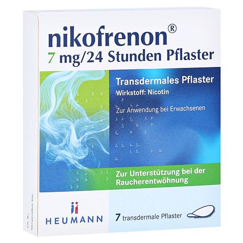 Nikofrenon 7mg/24 Stunden Heumann 7 Stück
