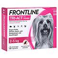 FRONTLINE Tri-Act Lsg.z.Auftropfen f.Hunde 2-5 kg 6 Stück