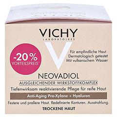 VICHY NEOVADIOL AWK Creme trockene Haut Doppelpack 2x50 Milliliter - Rechte Seite