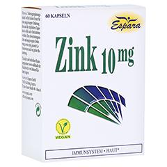 ZINK 10 mg Kapseln 60 Stück
