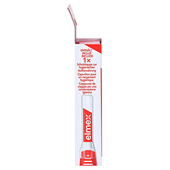 ELMEX Interdentalbürsten ISO Gr.1 0,45 mm orange 8 Stück - Linke Seite