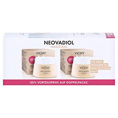 VICHY NEOVADIOL Magistral Tag Creme Doppelpack 2x50 Milliliter - Vorderseite