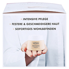 VICHY NEOVADIOL Magistral Tag Creme Doppelpack 2x50 Milliliter - Linke Seite