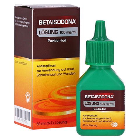 Betaisodona 30 Milliliter N1