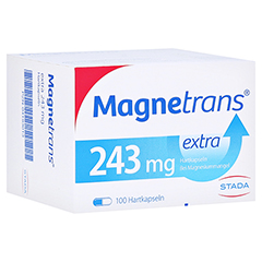 MAGNETRANS extra 243 mg Hartkapseln 100 Stück N3