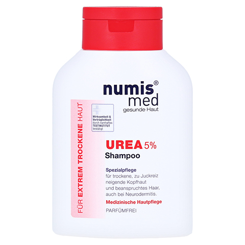 NUMIS med Shampoo Urea 5% 200 Milliliter