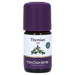 Taoasis Thymian weiss Bio Linalool Öl 5 Milliliter