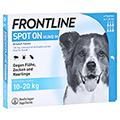 FRONTLINE Spot on H 20 Lösung f.Hunde 6 Stück