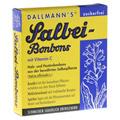 DALLMANN'S Salbei-Bonbons zuckerfrei 20 Stück